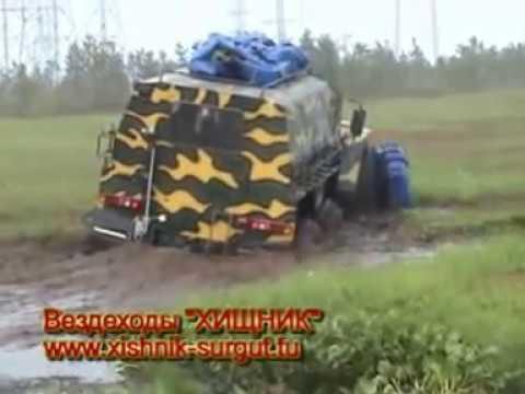Установка автономного воздушного отопителя Планар 2Д-12В - YouTube
