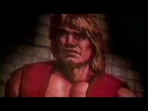 Street Fighter II Tiger Handheld Game Commercial