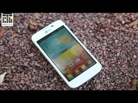 Обзор LG Optimus L5 II Dual E455
