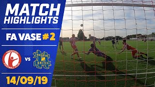 CUP DRAMA! - FRENFORD vs HASHTAG UNITED