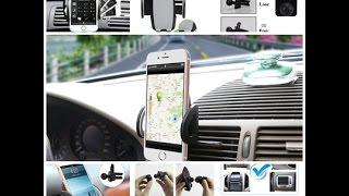 Avolare Handyhalterung Halter Auto Lüftung Lüftungsschlitz Belüftung Universale Autohalterung