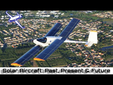 Designing the longest range Electric Aircraft: The Solar Aircraft