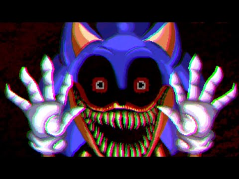 SONIC.EXE NEW VERSION! ONE MORE TIME...BEST SONIC.EXE GAME (EVEN BETTER THAN SONIC.EXE PC PORT?)