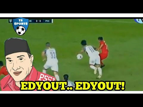 TERIAKAN #EDYOUT BERKUMANDANG DI STADION, INDONESIA (0) VS (0) FILIPINA - FULL HIGHLIGHTS