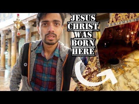 JESUS CHRIST WAS BORN HERE   PUBLIC TRANSPORT IN PALESTINE 🇵🇸