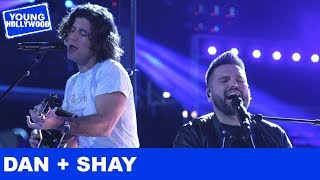 Country Stars Dan + Shay Prep For Their Grammys Performance! Video