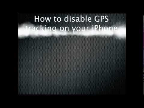 How to disable GPS tracking on your iPhone