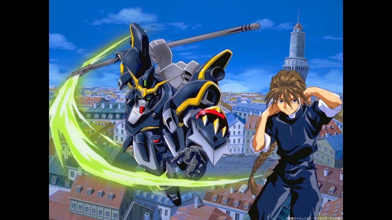 Hd Nirvana Wallpaper Gundam Deathscythe Hell Amv Nirvana Stay Away Youtube