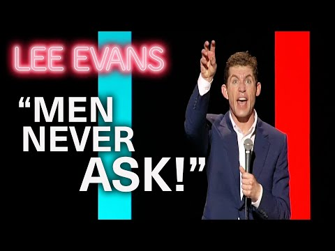 Men, Women and Traffic - Lee Evans: Wired and Wonderful 2002