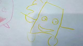 Рисуем покемонов