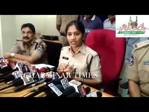 North Zone Police arrested Habitual Thiefs recovered 3.5 Lakh assets 04-01-2017