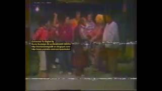 Drama Komedi Lebaran Fajar Menyingsing Kembali (TVRI 1982) Darto Helm,Eddy Gomblok dkk