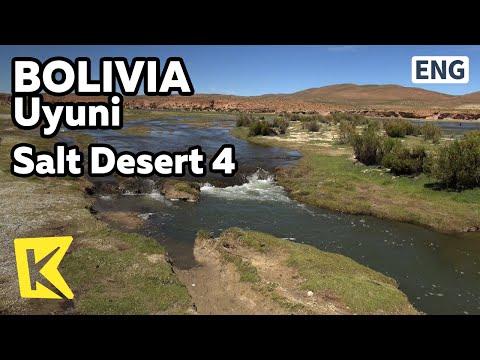 【K】Bolivia Travel-Uyuni[볼리비아 여행-우유니]소금사막 4- 녹색 호수/Salt Desert 4/Laguna Verde Fishing/Green Lak
