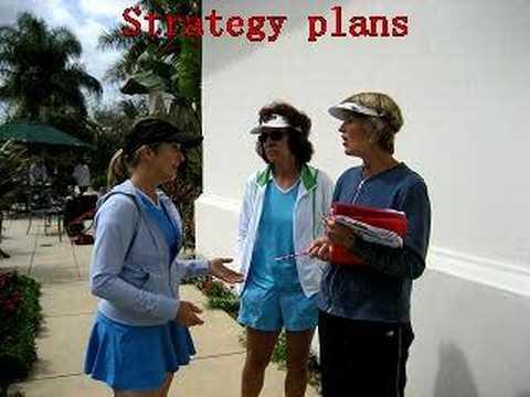 Moorpark TNT Ladies Tennis Team Spring 07