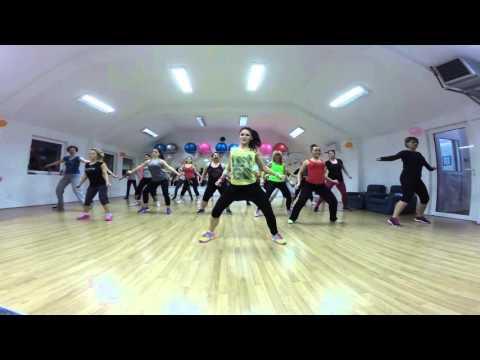 """""""Guaya, Guaya"""" (ZIN 60) - Zumba Fitness Choreography"""