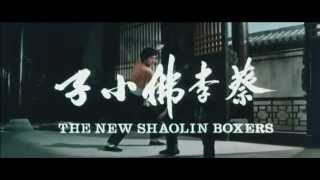 The New Shaolin Boxers (1976) original trailer