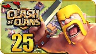 Let's Play CLASH of CLANS Part 25: Viele Gebäude verbessert & nächster Clankrieg