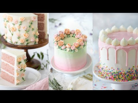 Amazing CAKE Decorating Compilation!