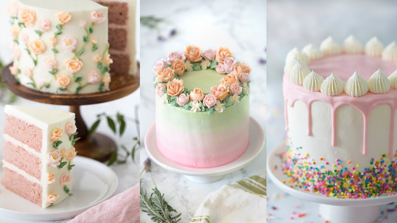 Amazing CAKE Decorating Compilation! - YouTube
