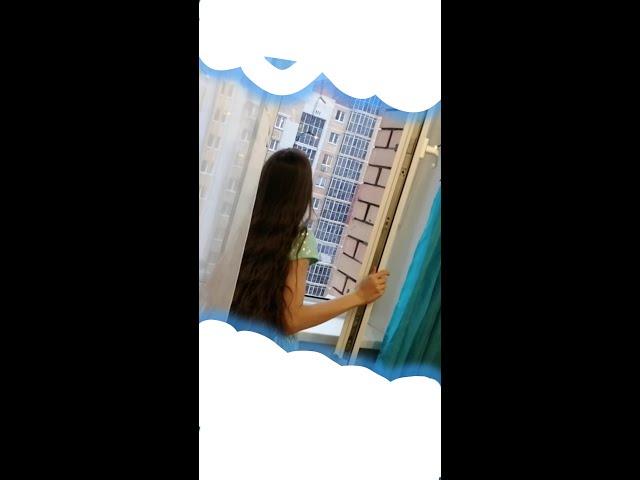 Изображение предпросмотра прочтения – КамилаИшкинина читает произведение «Зима недаром злится» Ф.И.Тютчева