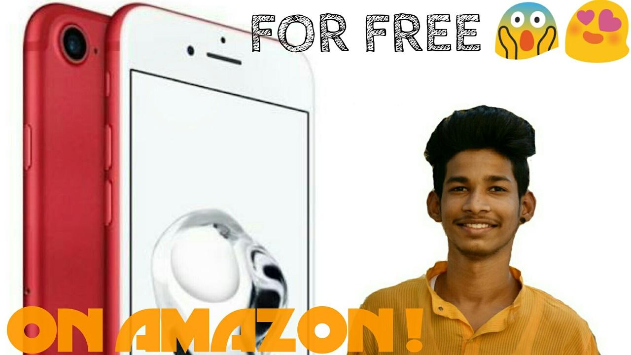 Amazon Free Iphone  Quiz