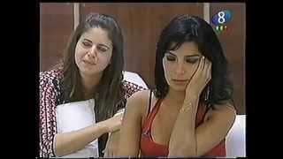 Gran Hermano 4 (2007) Argentina. Mariela Montero Ríos eliminada.