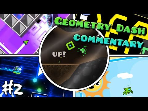 LEGEND RAGE & CRYSTAL FUSION FAIL | Geometry Dash Commentary #2