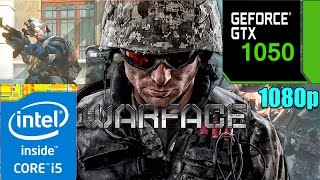 Warface : GTX 1050 2GB | Ultra Settings | 1080p