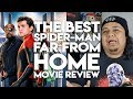 THE BEST SPIDER MAN FAR FROM HOME MOVIE REVIEW