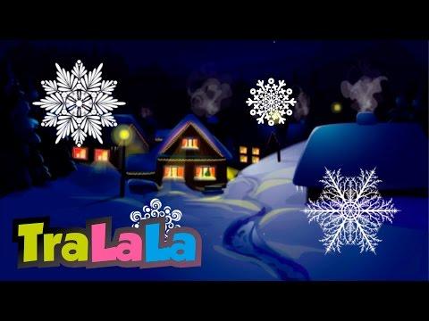 Fulgii de nea - Cântece de iarnă pentru copii | TraLaLa
