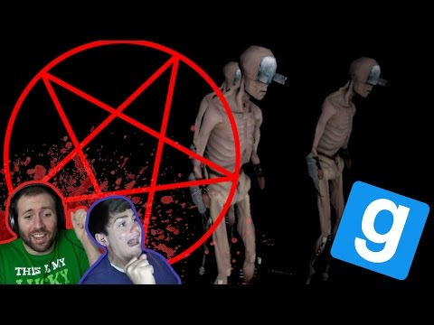 SORRY JP, COULDN'T CUT IT OUT... | GMod Horror Maps: He** On Earth Part 2