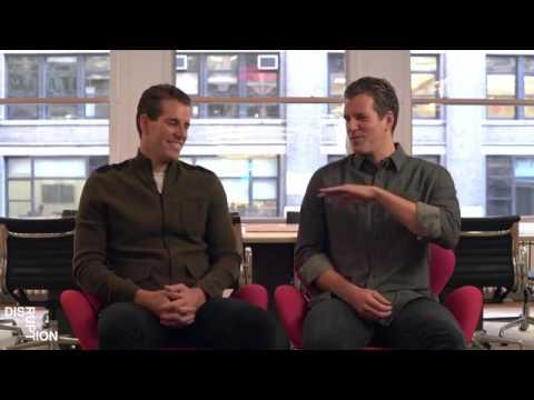 Bitcoin explained By Tyler & Cameron Winklevoss.