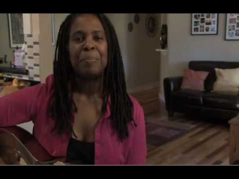 Ruthie Foster Acceptance Speech 2010 BMA Best Contemporary Female Blues Vocalist