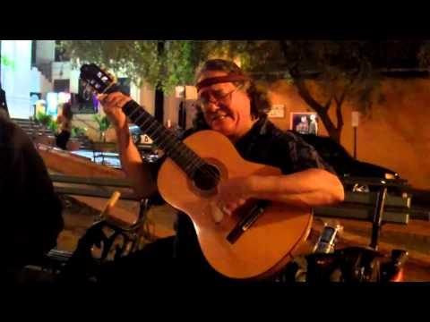 Carlos Hernandez - In Front Of El Convento - San Juan Puerto Rico - Beautiful
