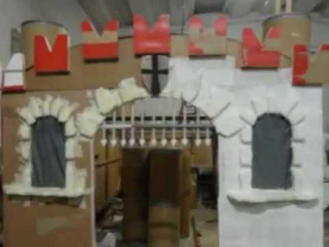 Come costruire i Carri Allegorici per Carnevale from YouTube · Duration:  12 minutes 34 seconds