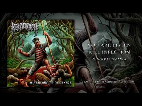 KILL INFECTION - EP Teaser ( 1 Intro + 4 Track Song )