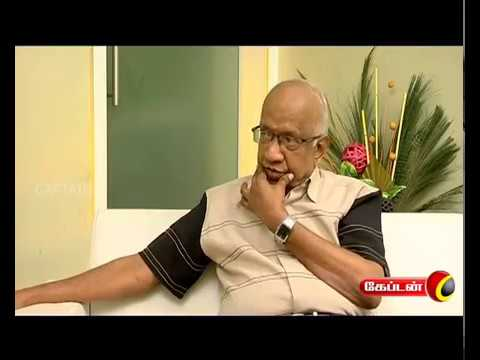 Dentist Dr. Janakiraman Interview | Sigaram | Captain TV