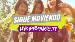 Sigue Moviendo by Florian, Madelle and Kristie |  Zumba Fitness