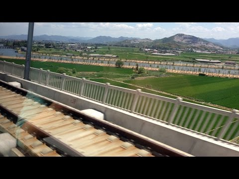 China High Speed Rail: Shanghai - Ningbo - Wenzhou (part 2)