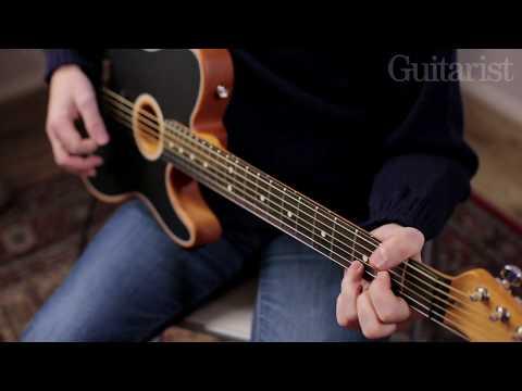 Fender American Acoustasonic Series Telecaster Demo