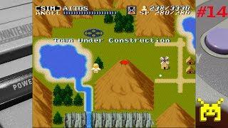 Let's Play Actraiser: Aitos Civilization (Super NES) #14/19