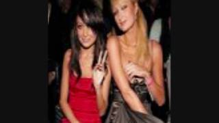 Nicole Richie and Paris Hilton-Fighter by Christina A.