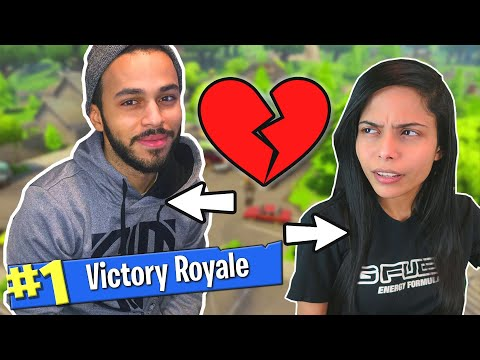 Friendship ENDING over Fortnite!? (Extreme KlLL Theft) Battle Royale