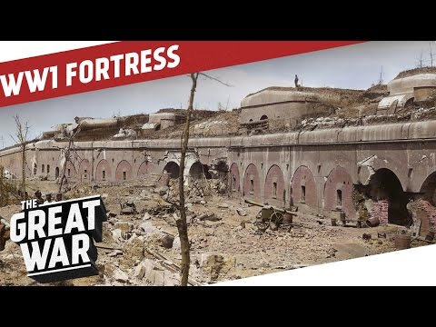 The Design of Przemyśl Fortress - Walking Through The Old Forts I THE GREAT WAR Special