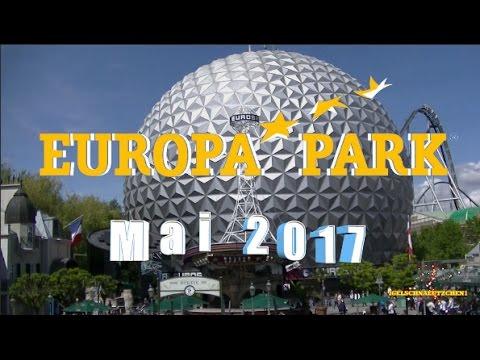 EUROPA-PARK Mai 2017