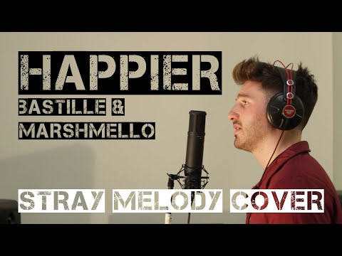 Happier - Marshmello feat. Bastille (Stray Melody Cover)