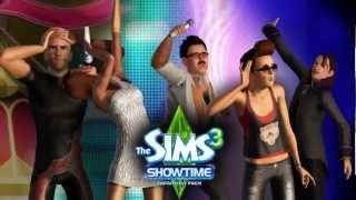 Трейлер The Sims 3 Шоу-бизнес  2012