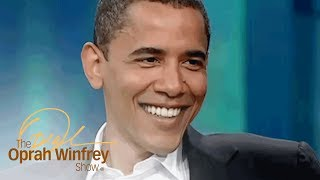 Barack Obama: Future Head of State...but Not of Birthday Parties | The Oprah Winfrey Show | OWN