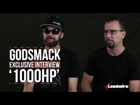 Godsmack's Robbie Merrill + Tony Rombola Talk '1000hp'