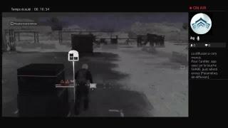 Metal gera survival  sure PS4